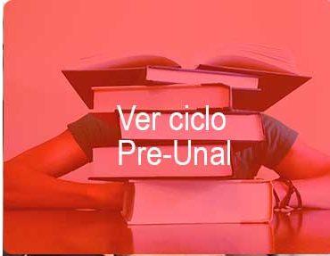 Ciclos pre Unal