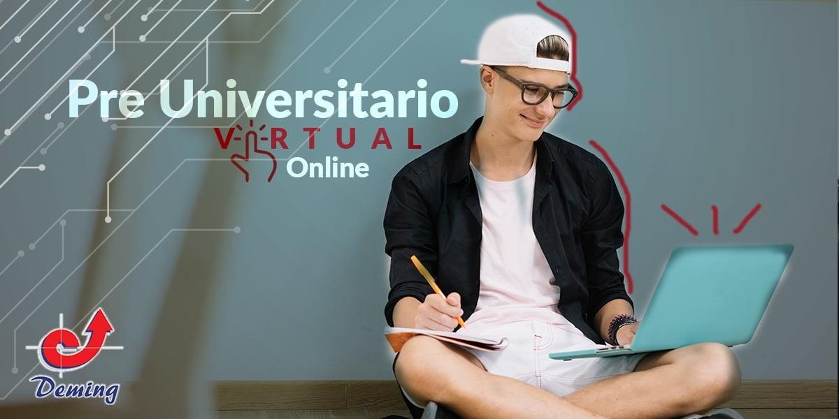 Preuniversitario preunal virtual